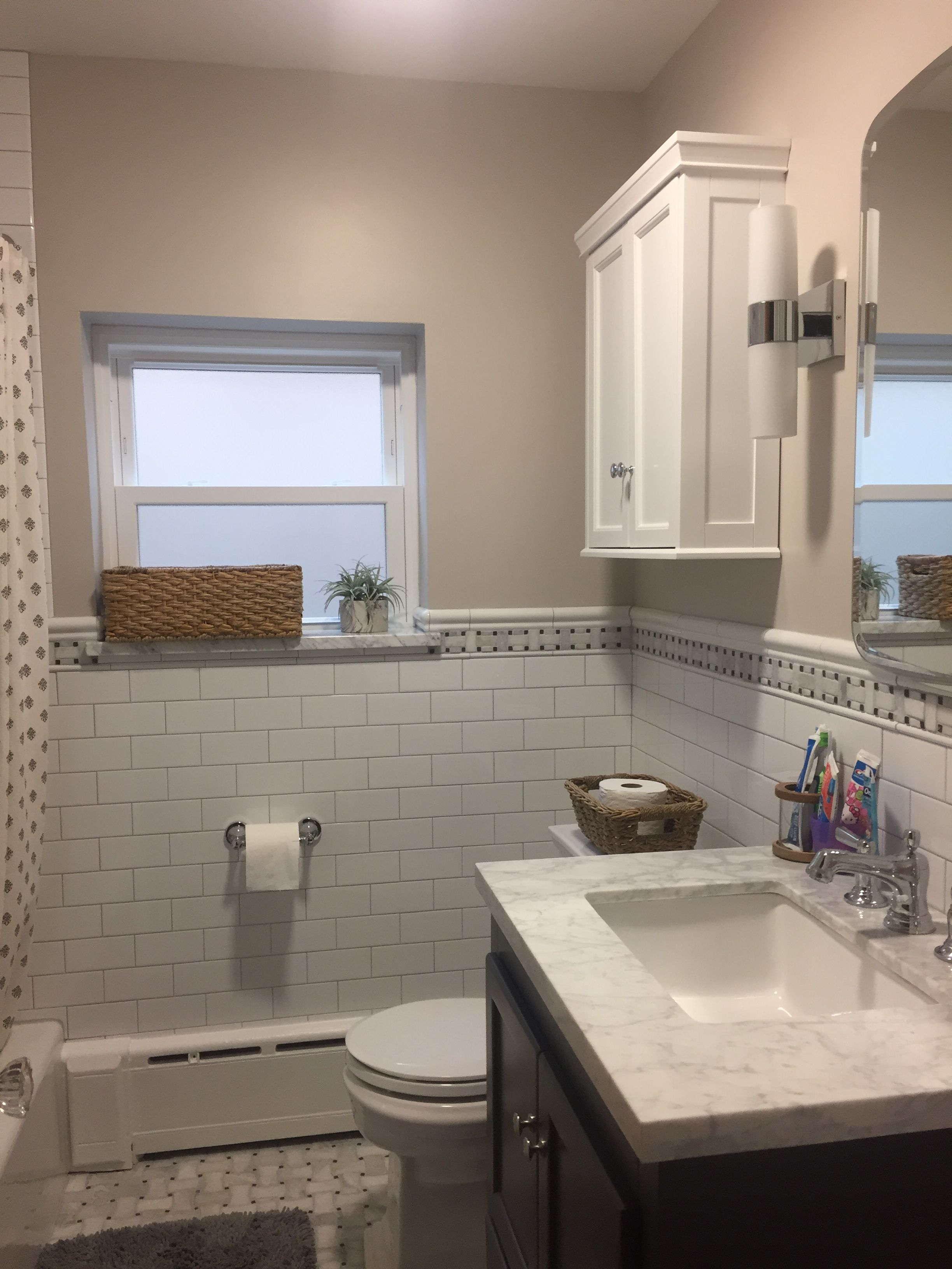 Our Bathroom Remodel In Our Chicago Bungalow Bungalov Bathrooms