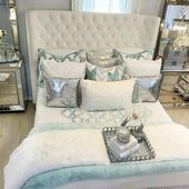 Photo of Luxury bedroom | Master bedroom carpet Basement bedroom ideas PS …