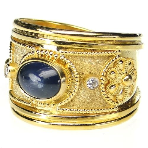 Handmade 24k Gold Greek Jewelry from the Finest Workshops in Athens