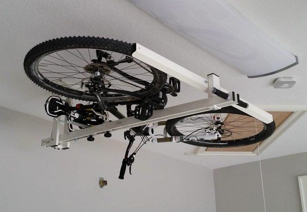Garage Bike Stand Homemade Bike Rack For Garage Floor Bike Rack