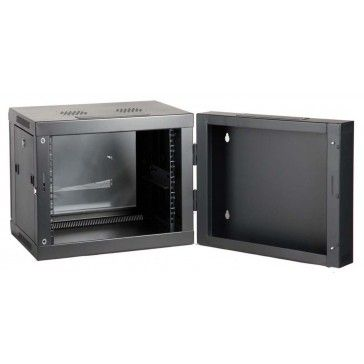 12ru 600mm Wall Mount Server Rack Hinged 290 00 Ex Gst Server Rack Server Locker Storage