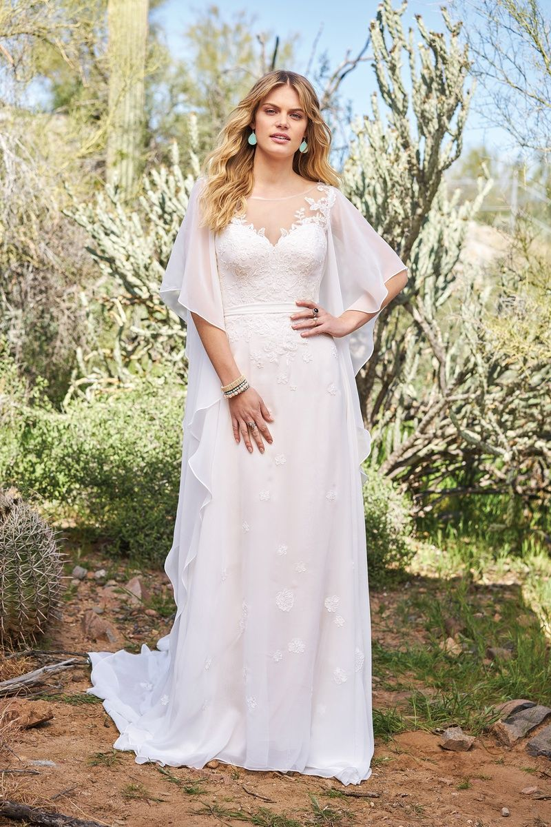 Lillian West 2018 Spring Bohemian inspired bridal Collection Lillian ...
