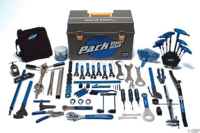 Park Tool Pk 63 Professional Tool Kit Bike Tool Kit Bike Tools Pro Bike