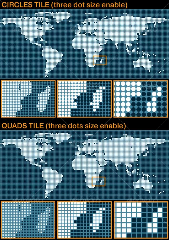 Vector download d httpssourcecodesoarticle itmid vector download d httpssourcecodesoarticle itmid 1000064939iml world map in tiles style art background card circle dot gumiabroncs Images