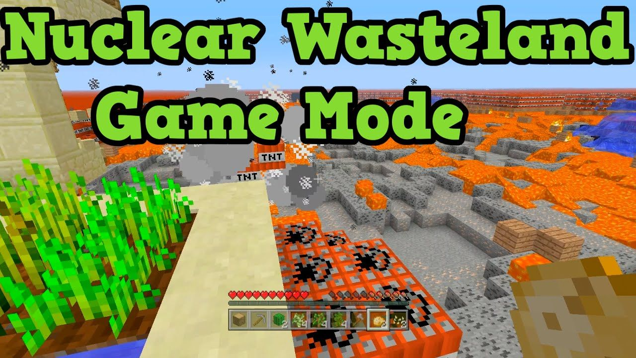 Minecraft Xbox 360 + PS3 Nuclear Wasteland Survival A