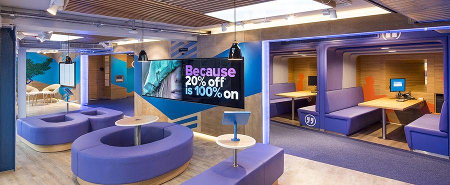 Unexpected Bank Interior Design In Dublin Commercial News