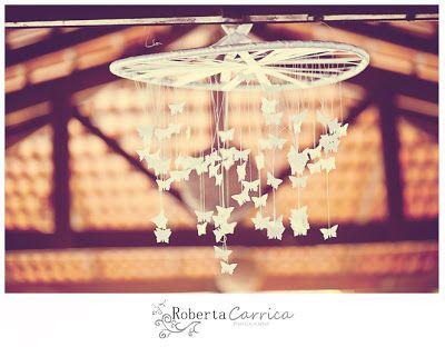♥Casamento com flores de papel...   .
