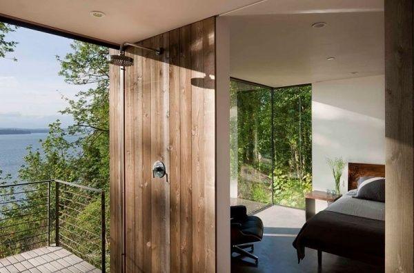 Haus Wald Schlafzimmer