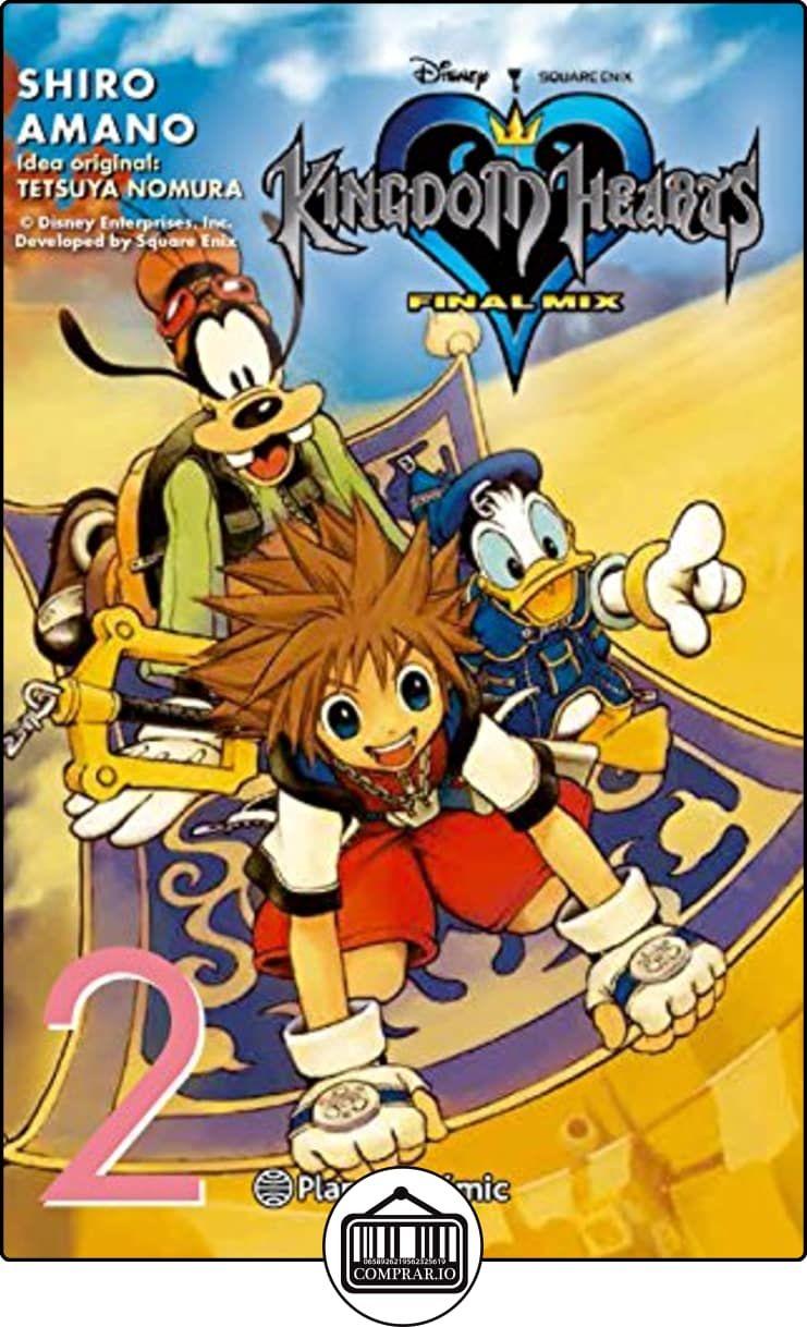 Kingdom Hearts. Final Mix - Número 02 de Shiro Amano ✿ Libros infantiles y juveniles - (De 3 a 6 años) ✿