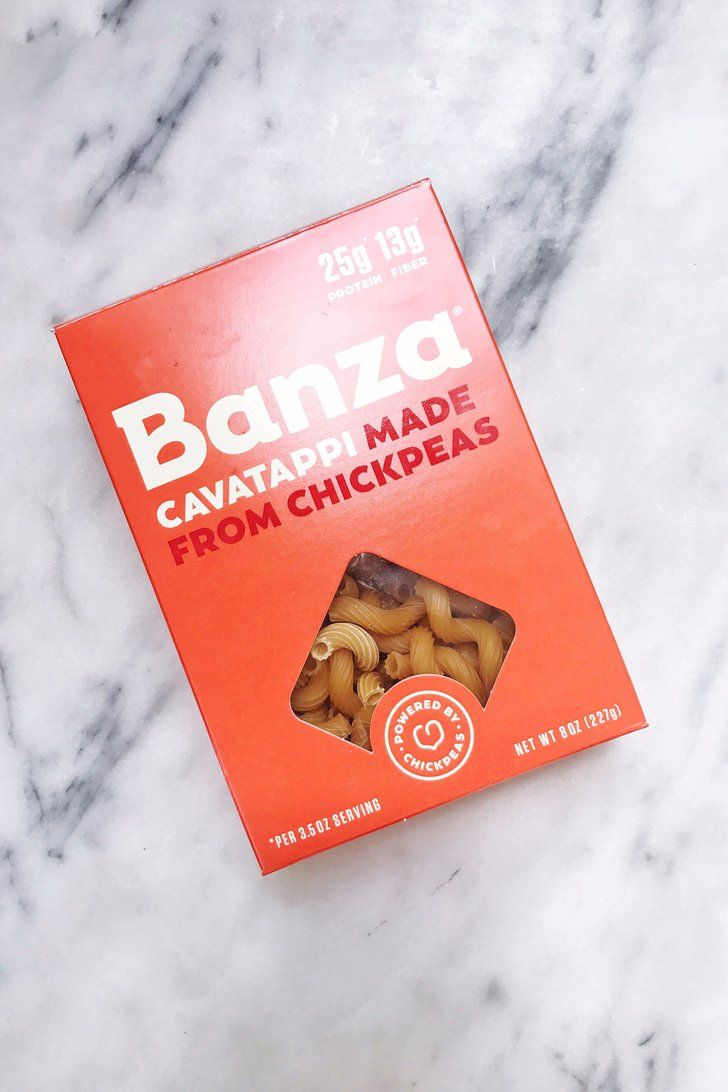 Banza Tastes Like Real Pasta But Has 25 Grams Of Protein