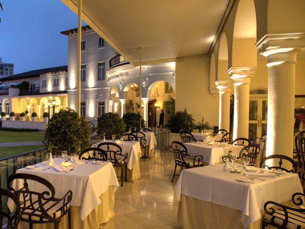 Country Club Lima Hotel Lima Peru Hotel Review Club Santos