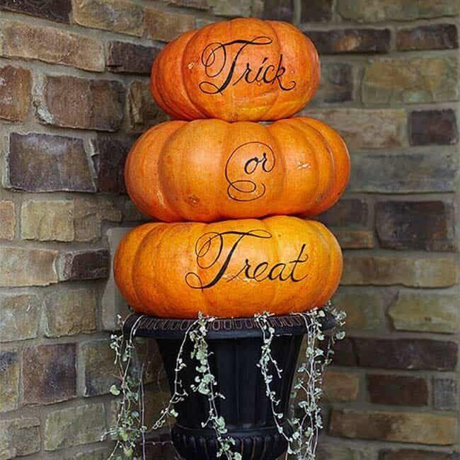 Fabulous Diy Pumpkin Decorating Ideas For Halloween