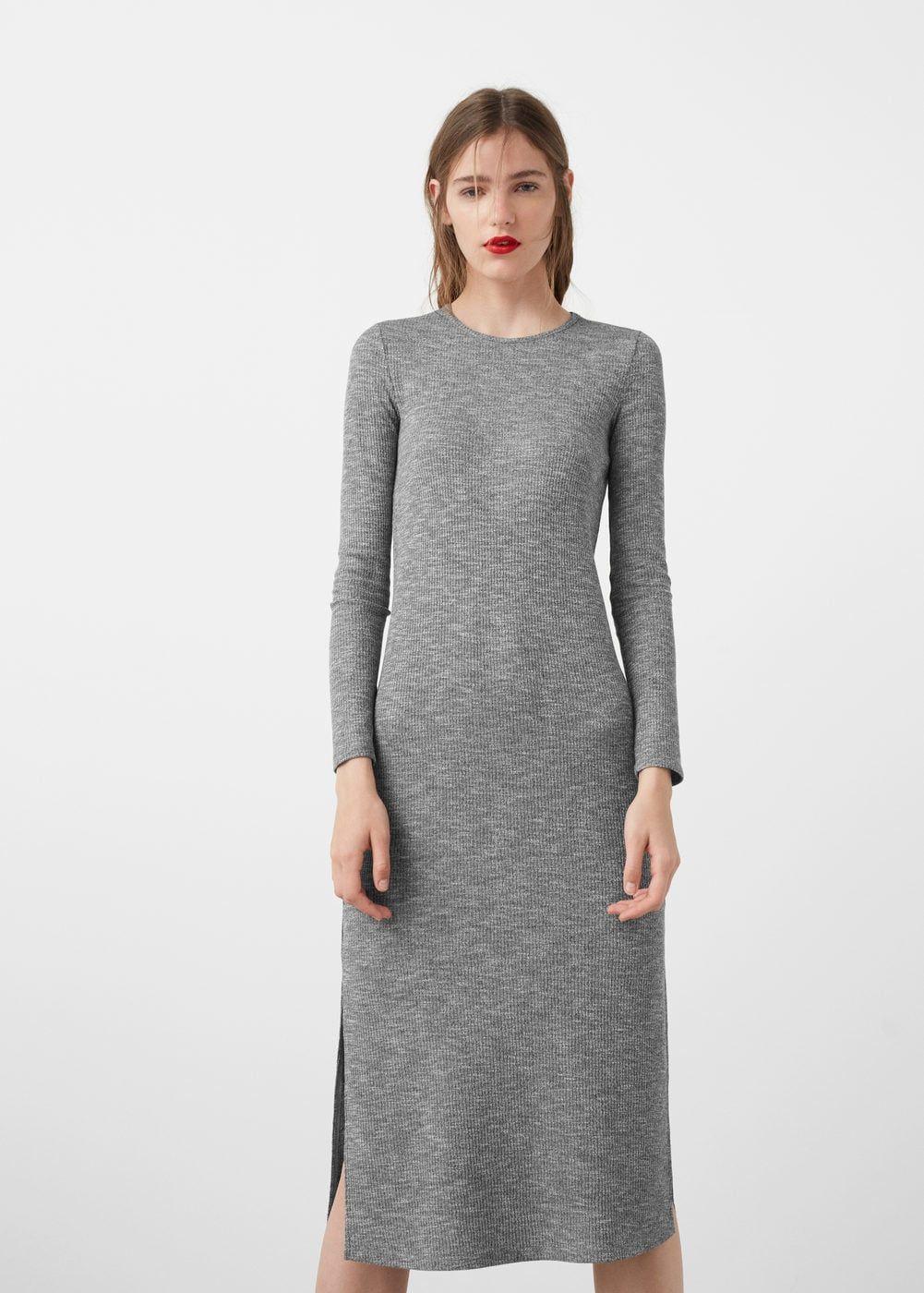 Vestidos de punto mujer