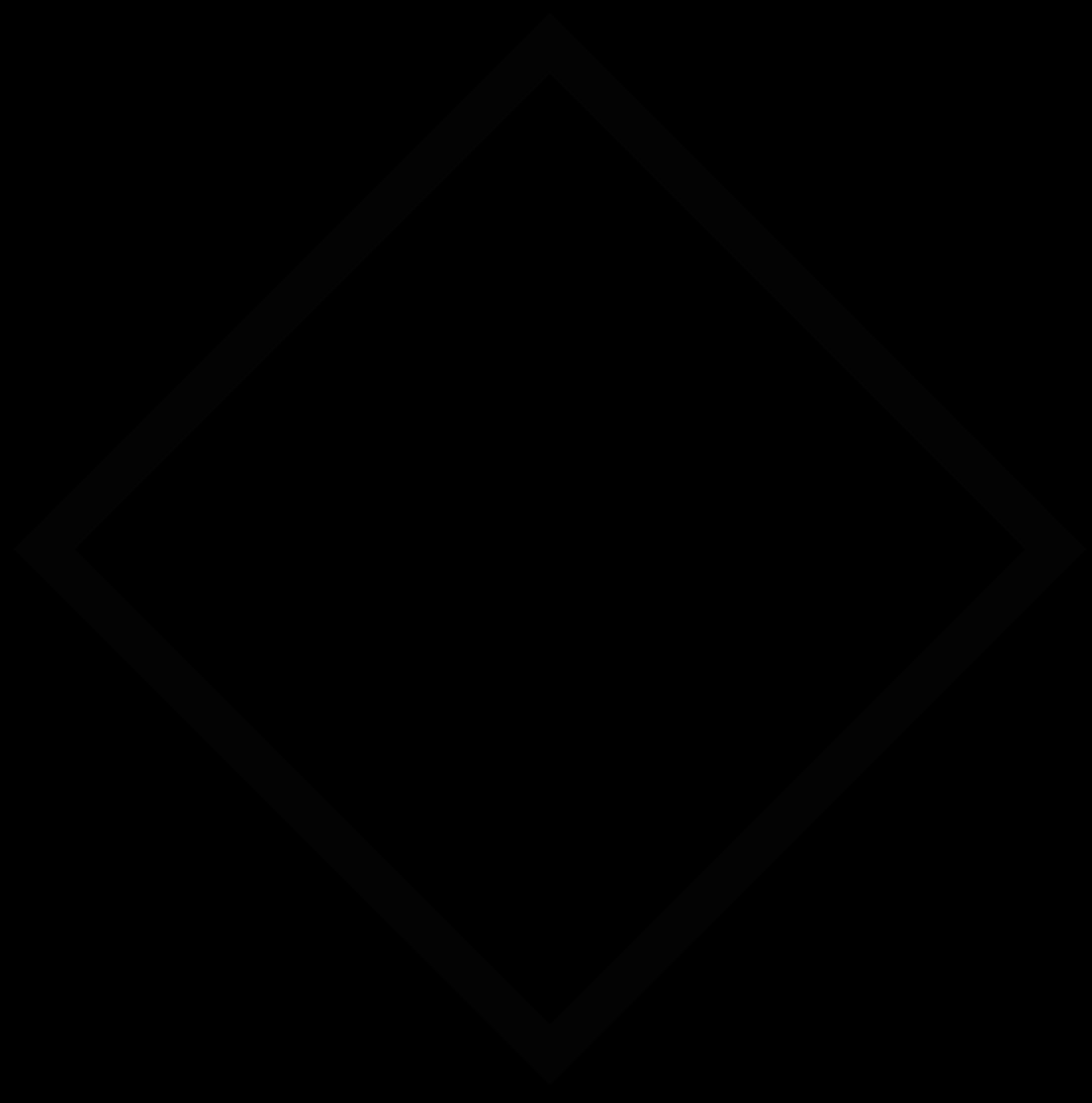 Square Triangle Rhombus Shape Diamond Geometric Rhombus Shape Geometric Rhombus