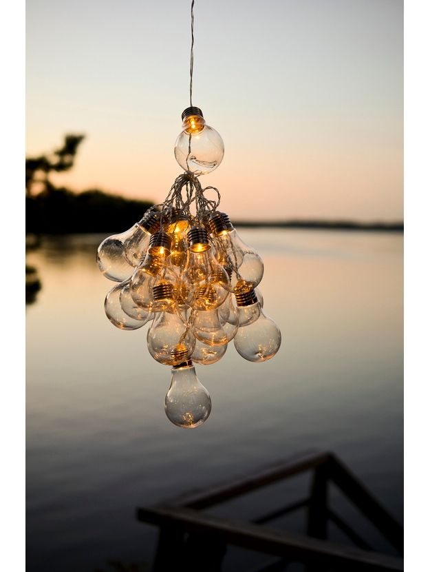 Tuotteet liittyen Hehkulamppu Led-valosarja (100 lediä)