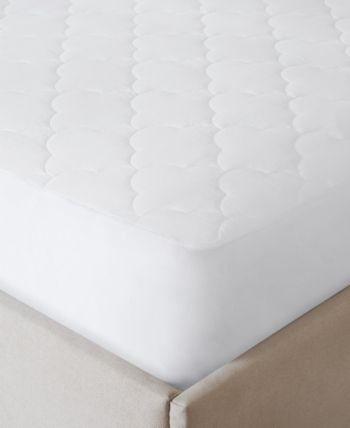 Sleep Philosophy Quilted California King Mattress Pad Reviews Mattress Pads Toppers Bed Bath Macy S Mattress Pad California King Mattress Mattress