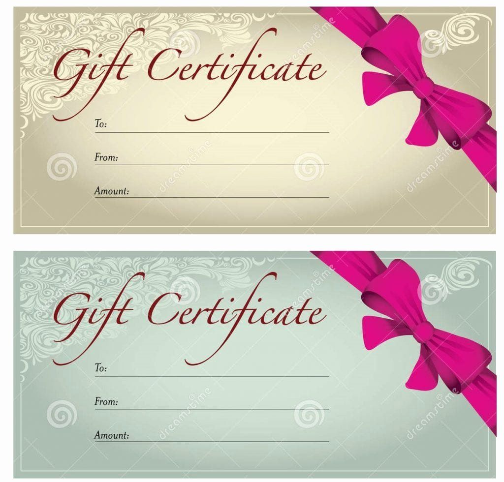Blank coupon template for word beautiful 6 free voucher