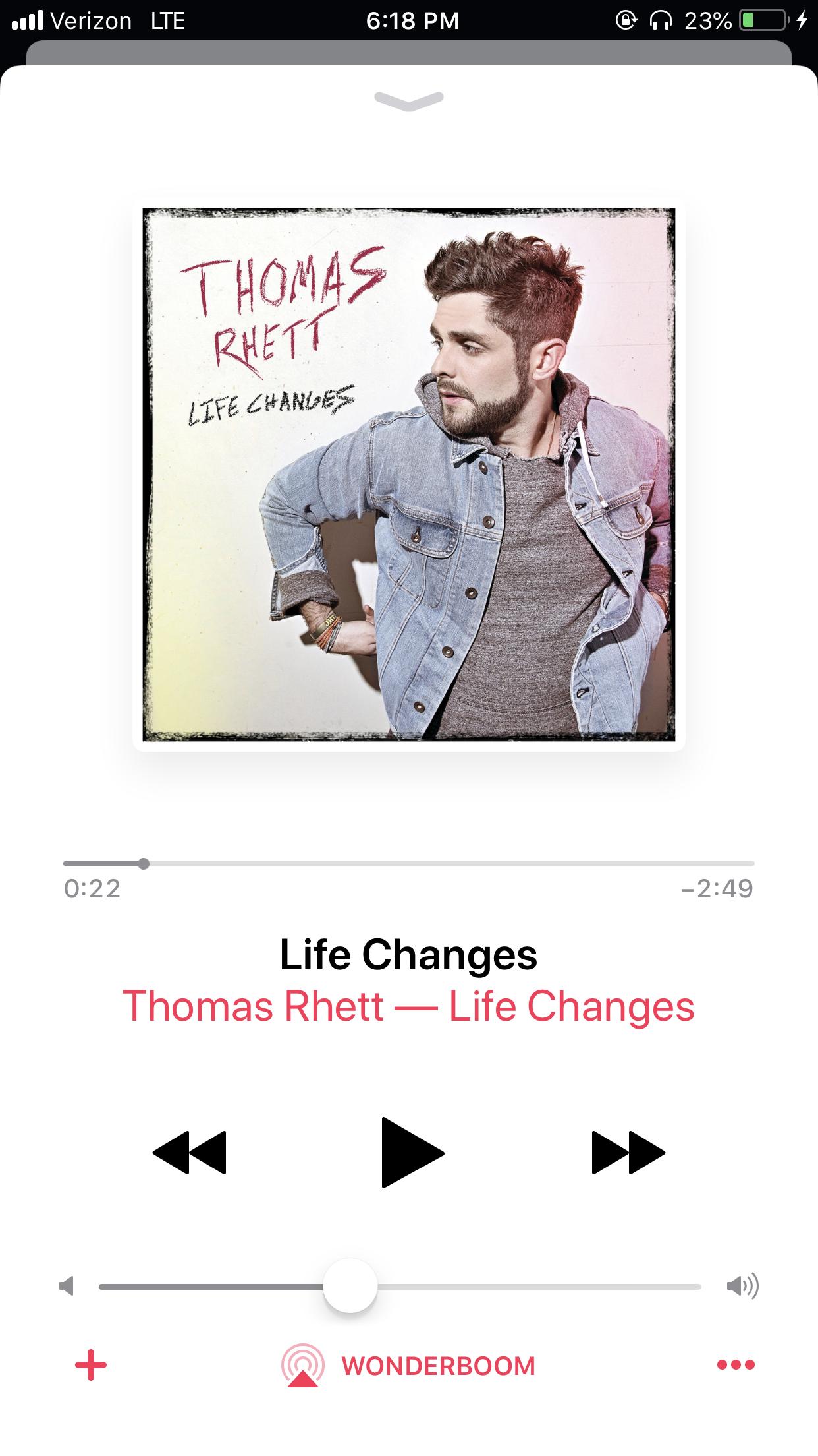 Life Changes Thomas Rhett Life Apple Music Life Changes