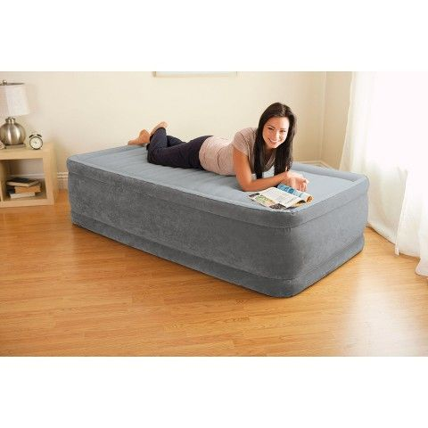 Representation Of Comfortable Blow Up Mattresses At Target Twin Air Mattress Air Matress Air Mattress