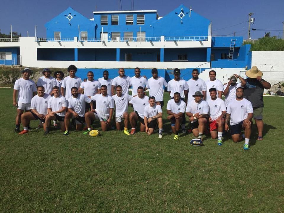 Usa Islanders team Rugby cup, Soccer field, Soccer