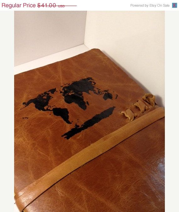 Huge sale stamped world map leather journal by lovetojournaldotcom huge sale stamped world map leather journal by lovetojournaldotcom 3990 gumiabroncs Choice Image
