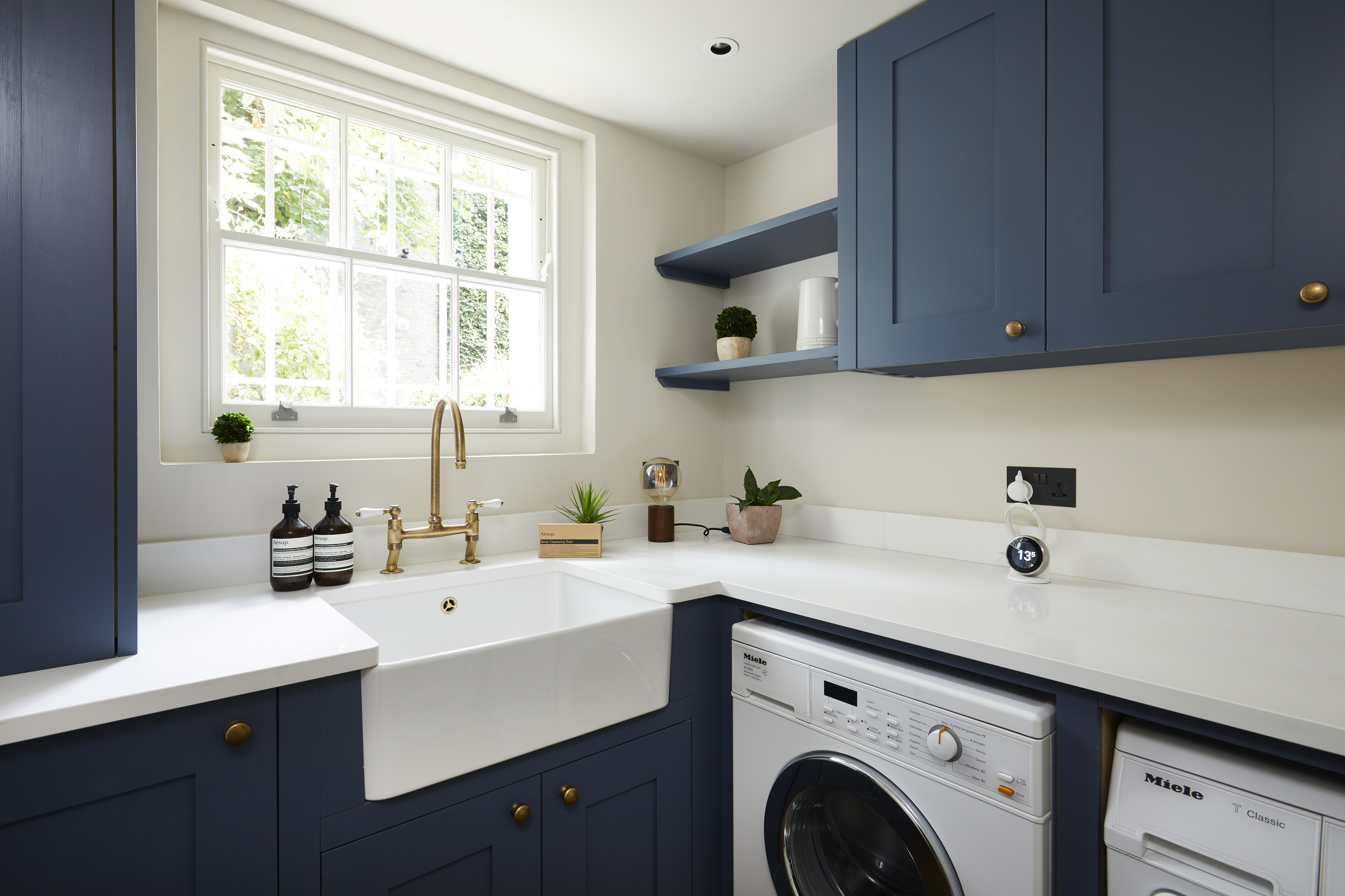 here at holland street kitchens we believe every kitchen no matter how large or small deserves on kitchen decor blue id=73385