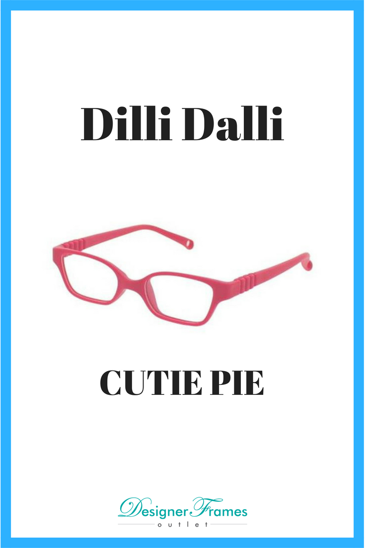 3302eeeb8cc Dilli Dalli CUTIE PIE available in 4 colors these children s frames are  great for boys and girls. Available at Designer Frames Outlet