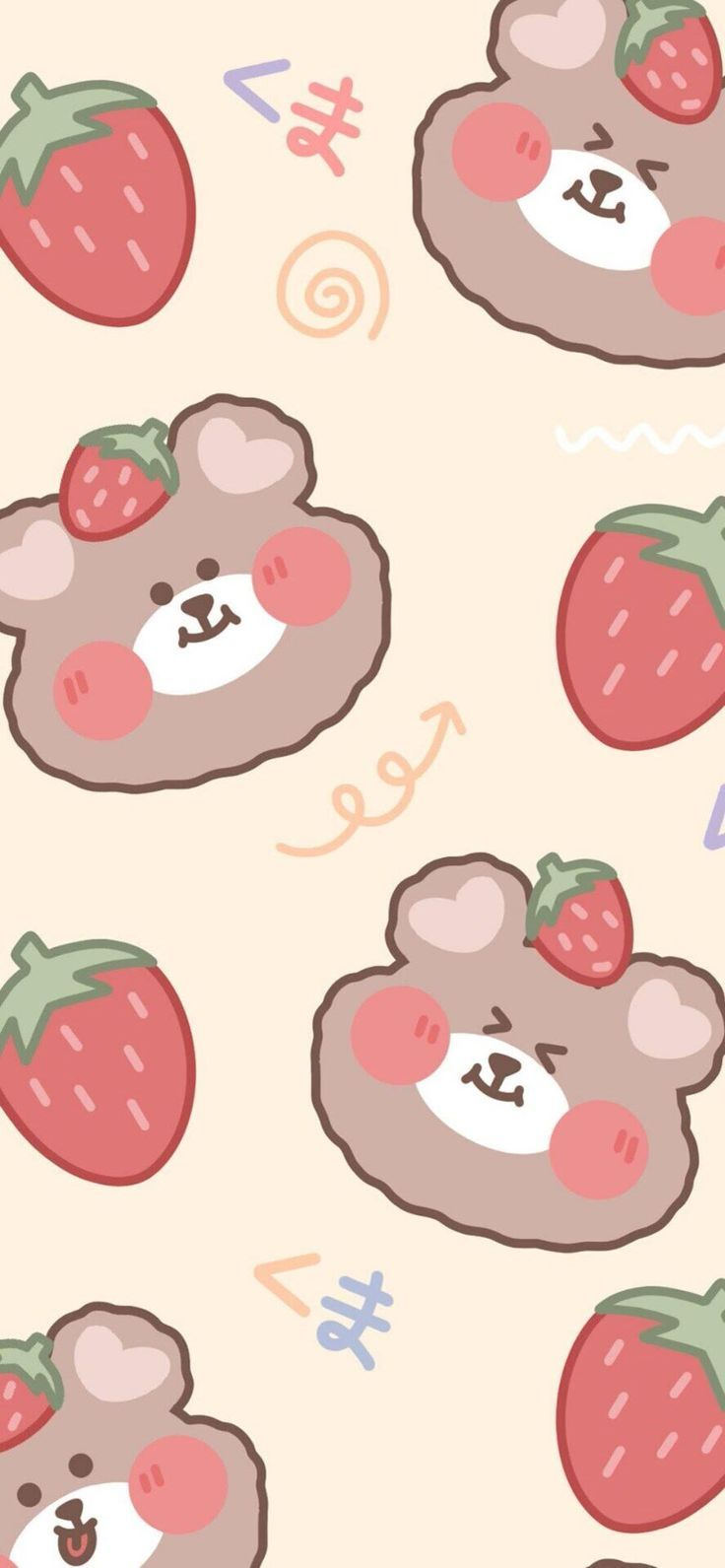 Images By Mokkeri On Wallpaper | Wallpaper Iphone Cute, Cute Wallpapers, Cute Cartoon Wallpapers F46