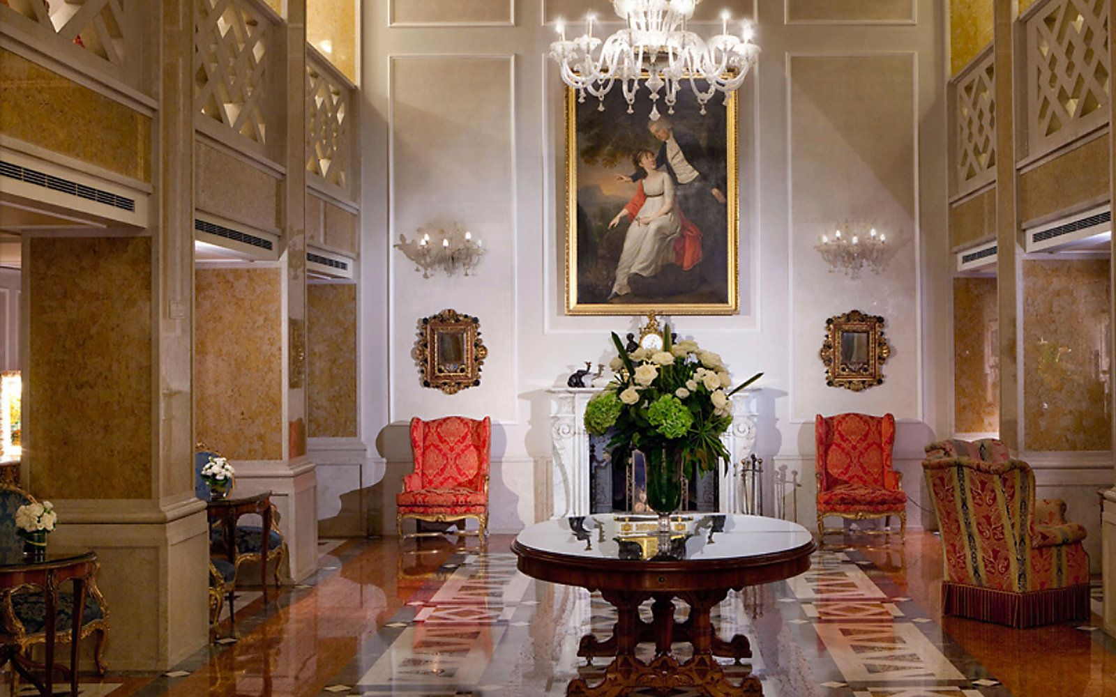 Baglioni Hotel Luna In Venice Italy Is Just Steps From Piazza San Marco And Features