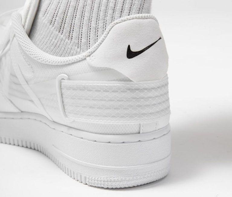 Nike Air Force 1 Type-2 N.354 'Triple White' en 2021