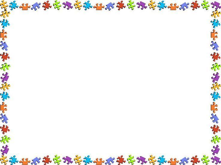 Resultado de imagen de bordes con leyenda de gracias - Puzzles decorativos ...