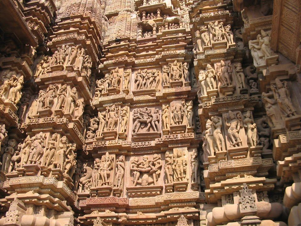 Khajuraho    The Khajuraho temple is one of its kinds and was built during the chandelle dynasty.    It is great masterpiece of Indian art and culture and is widely appreciated by our tourists owing to its fine and beautiful, alluring erotic rocks carvings.
