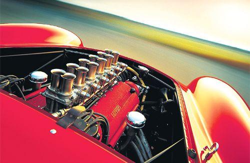 ferrari v12 makes the best sound in the world | ferrari | pinterest