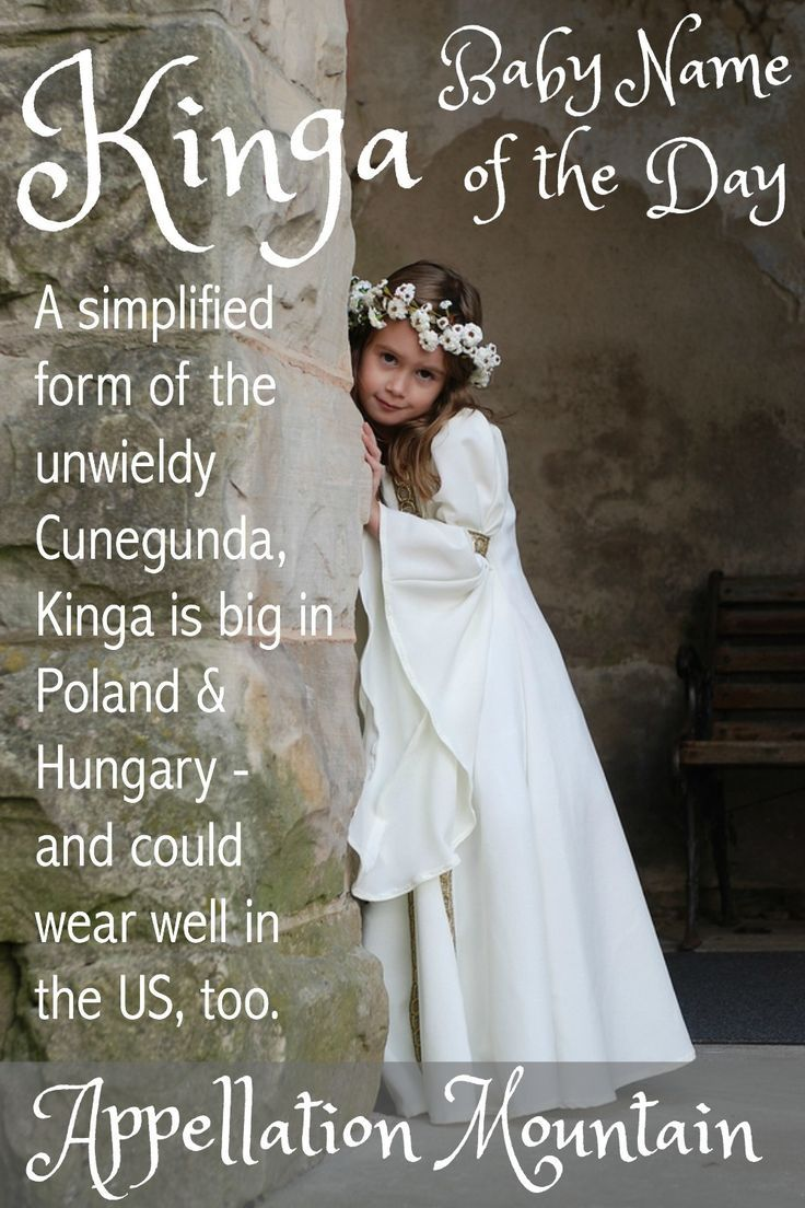 This Name For Girls Is Rare In English But Popular Poland And Hungary