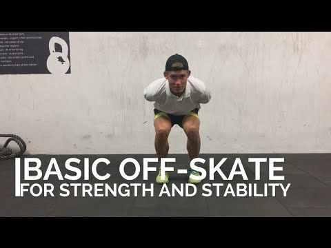 Strength And Stability Off Skate Training Roller Derby Workout Speed Skating Workout Hockey Training