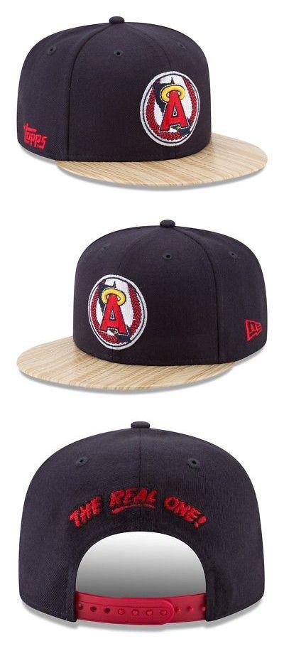 1baa5b661c7 Baseball-MLB 24410  Anaheim Angels New Era 9Fifty Mlb Cooperstown 1987  Topps Snapback Hat