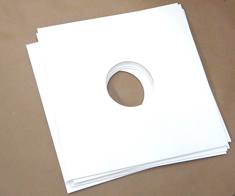 100 Pk 10 78rpm White Cardboard Jackets Chipboard Vinyl Record Sleeves 78 78s Stores Ebay Com Capcollectib Record Sleeves Vinyl Record Sleeves Vinyl Records