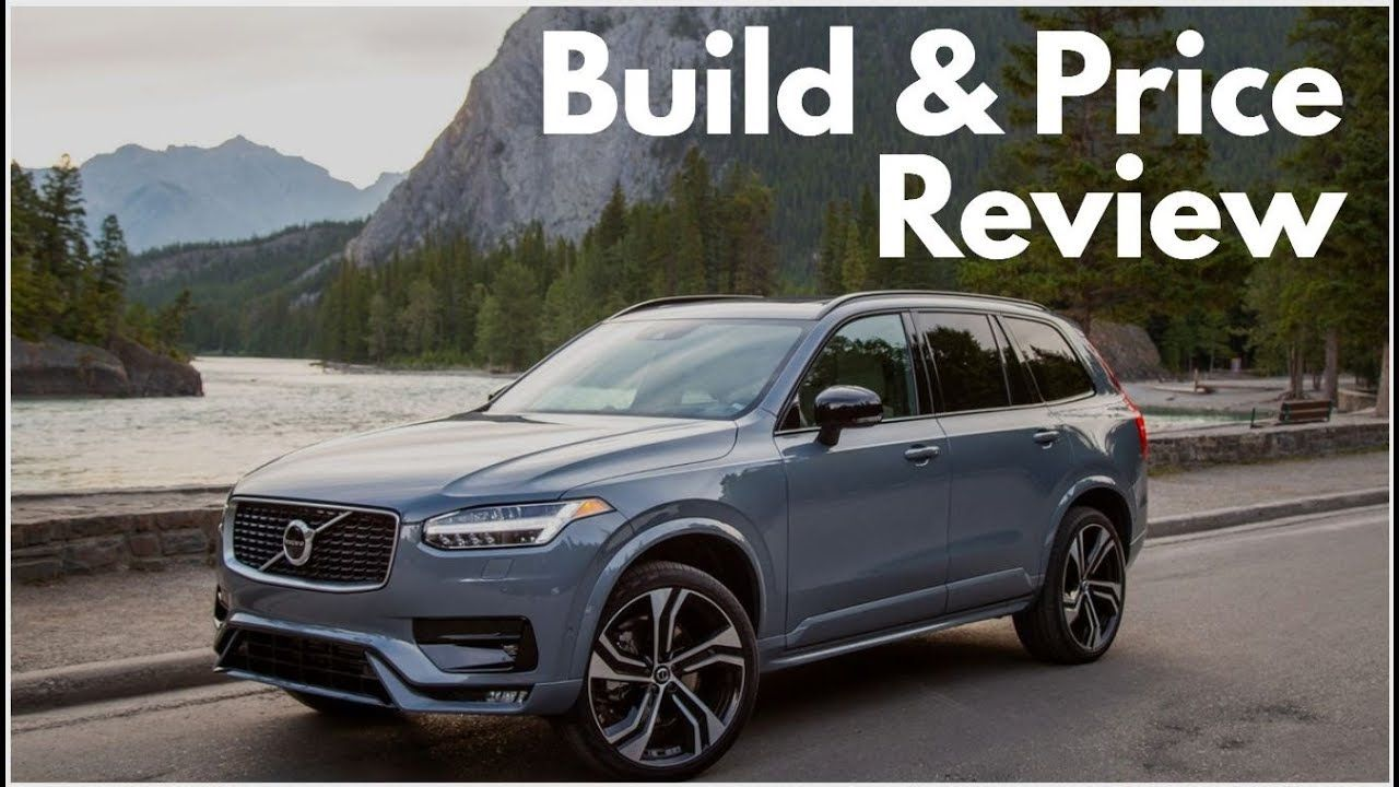 2020 Volvo Xc90 T6 R Design 7 Seat Awd Suv Build Price Review The 2020 Volvo Xc90 Is A Luxury Suv With Two Seating Configuratio Volvo Xc90 Volvo Volvo Suv