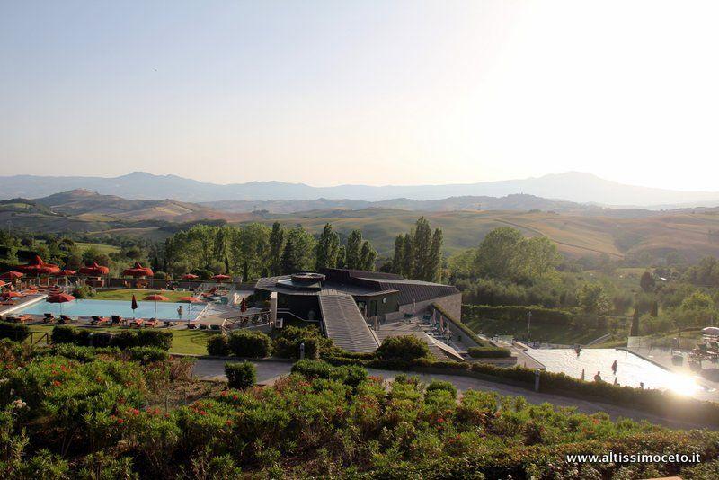 Fonteverde Tuscan Resort & Spa – San Casciano dei Bagni (SI) – GM ...