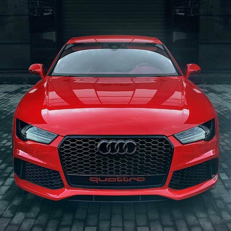 Audi rs7 red audi audi wagon audi rs7 sportback