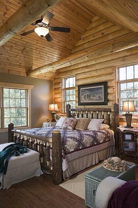 Cabin comfort!
