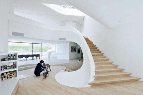 Diseño de Escaleras #20 Ambiente Pinterest Weinberg - exklusives treppen design