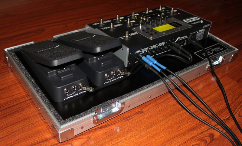 Fractal Trailer Trash Board Pedals And Effects Pinterest