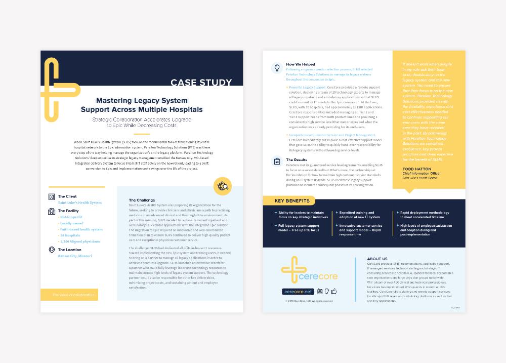 Nba Lbp Cerecore Portfolio Casestudy In 2020 Branding Agency Healthcare Branding Graphic Design Branding