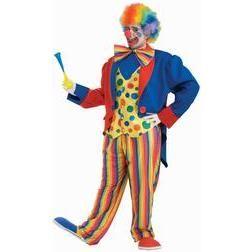 Disfraz De Payaso Micolor Talla Grande Para Hombre Venta De Disfraces Disfraces Disfraz De Talla Grande