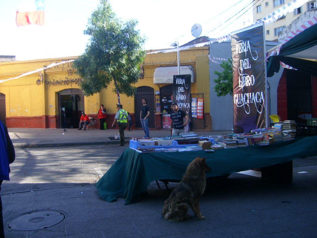 Feria del libro Guachaca - Chile