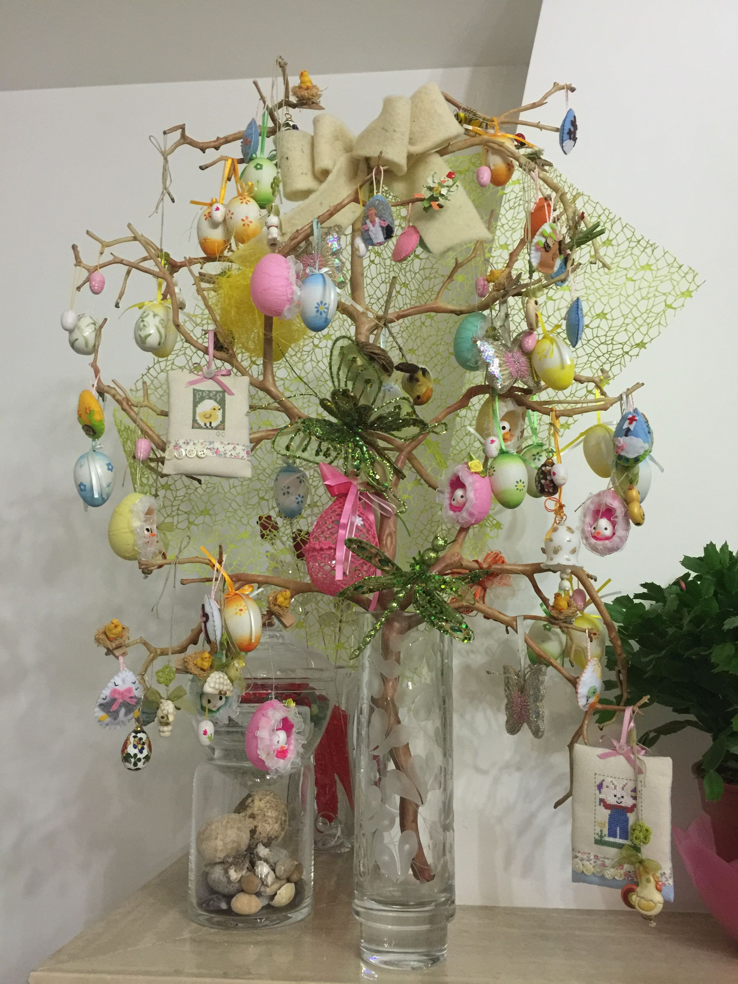 Pin di giuseppina ceraso su pasqua easter p ques albero for Oggetti da regalo