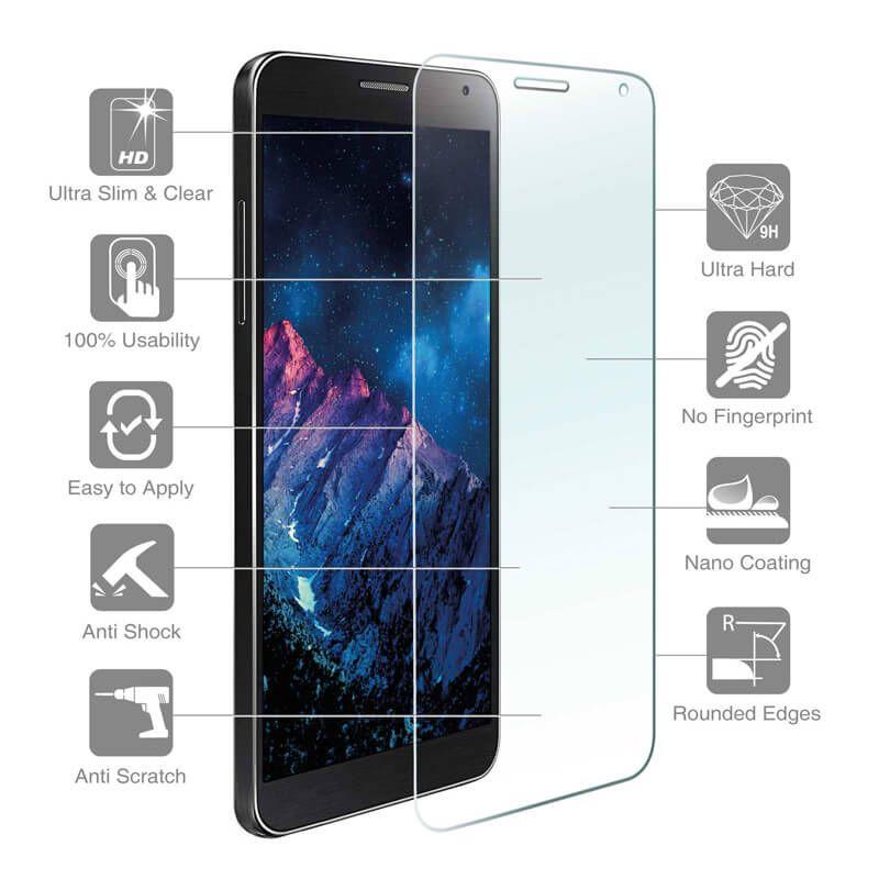 4smarts Second Glass - калено стъклено защитно покритие за дисплея на LG G5 (прозрачен): • Производител: 4smarts • Модел:… www.Sim.bg