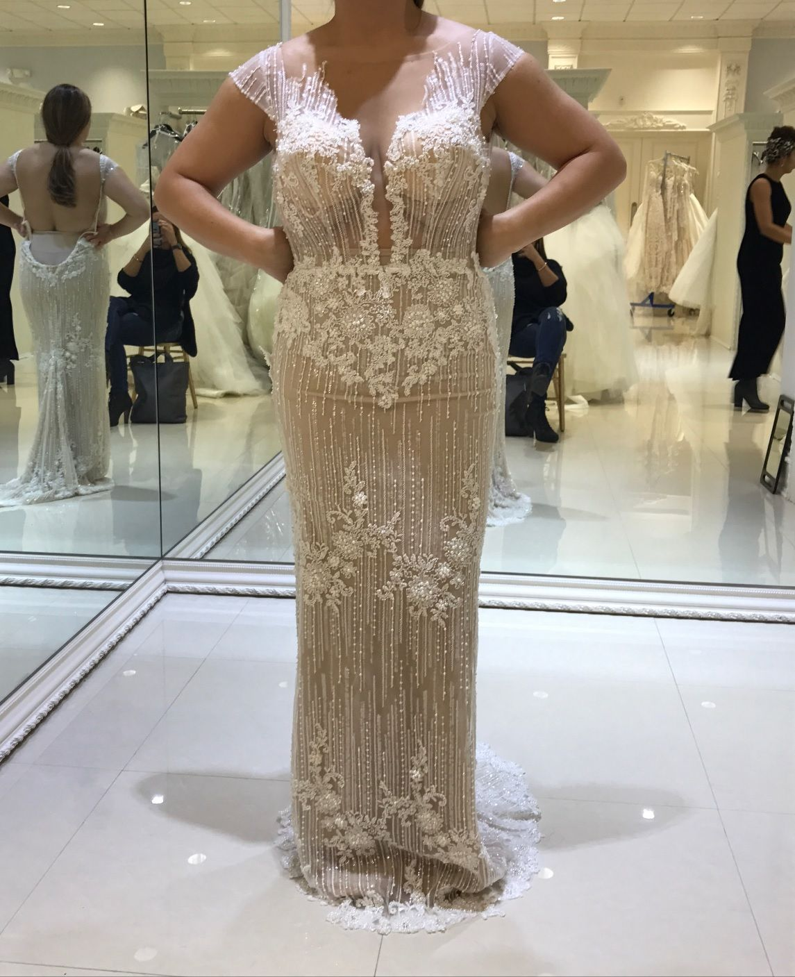 Plus size bridal gowns custom made to order for curvy brides by darius