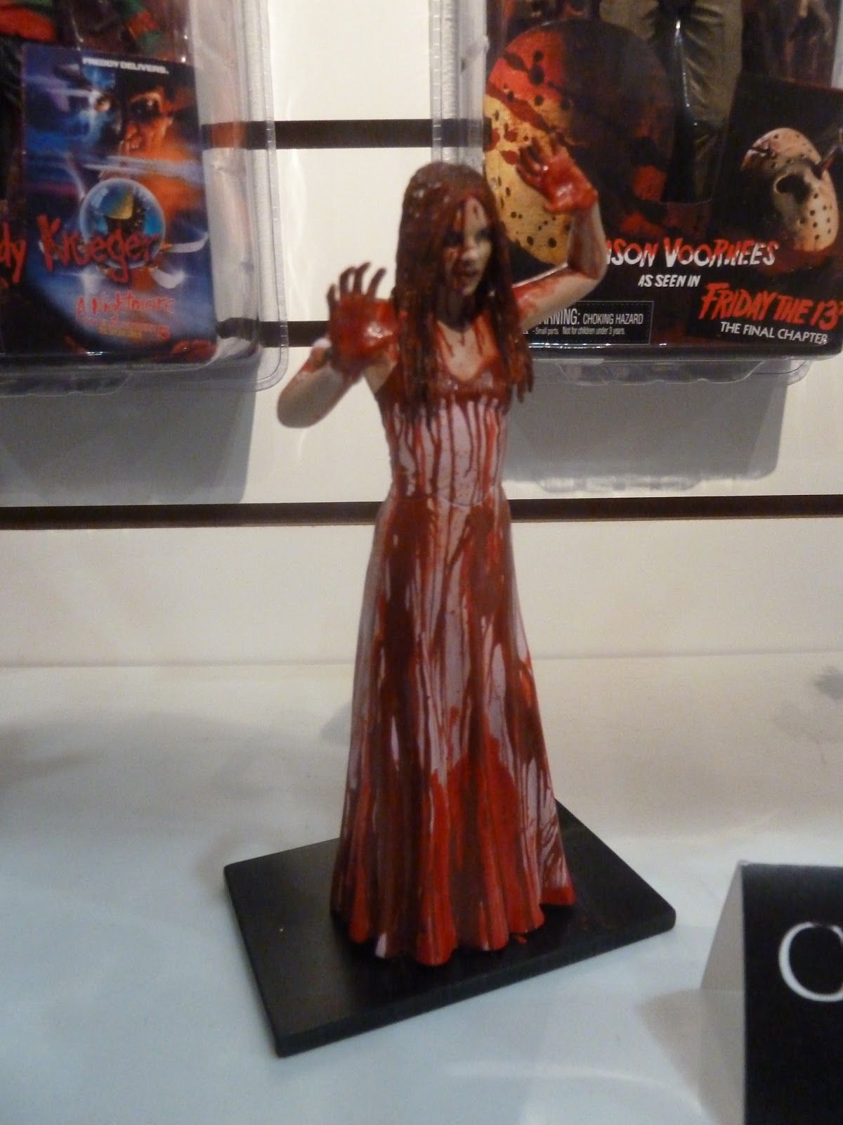 Check out more of my neca toy fair 2013 coverage here